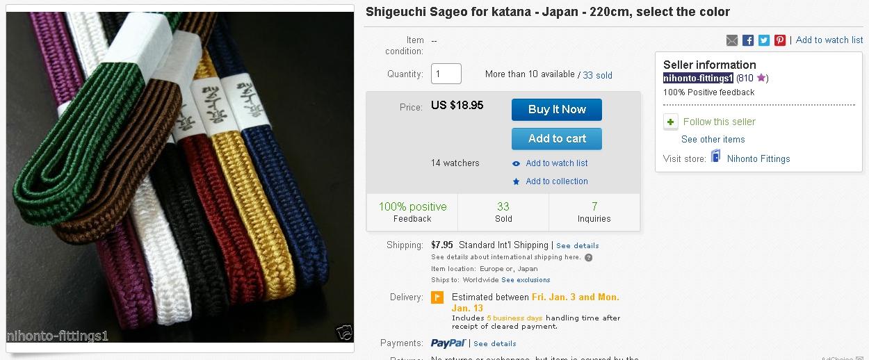 ebay katana 6