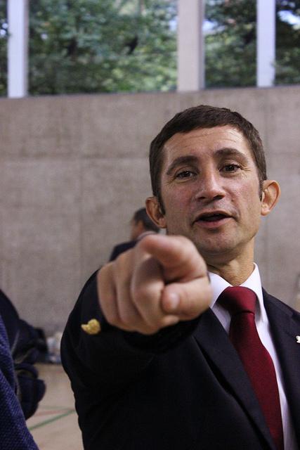 José Antonio en el Trofeo de Kendo Ciudad de Vitoria 2012
