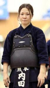 Mai Uchida, kendo women