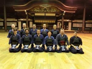 """Primer dan de Juan Moreno de Kendo Shion Malaga: """"Lo que más me gusta del kendo es que no es algo que puedas practicar solo, necesitas un compañero, y el compañero te necesita a ti"""""""